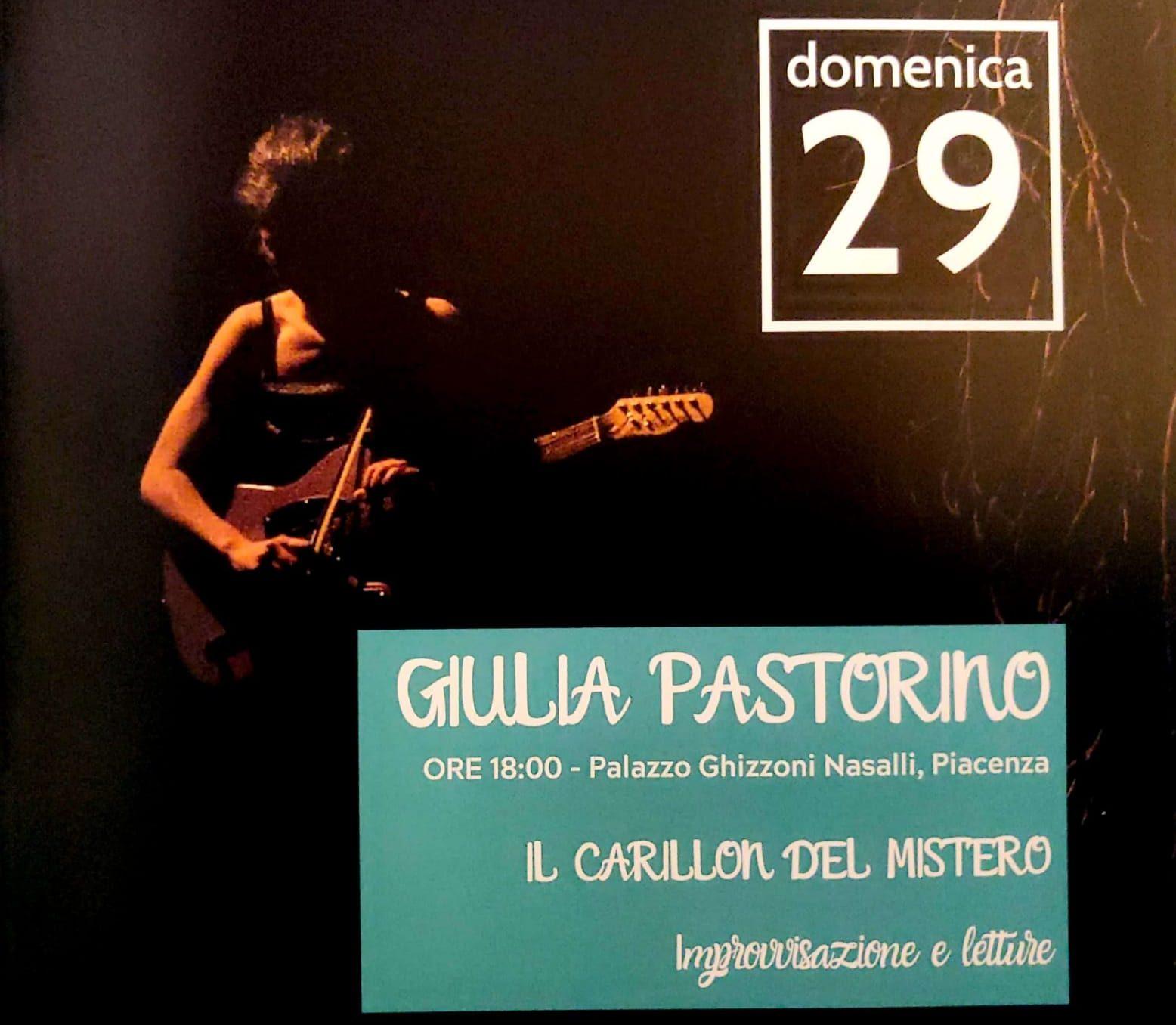 29/09 // CARILLON DEL MISTERO // PIACENZA